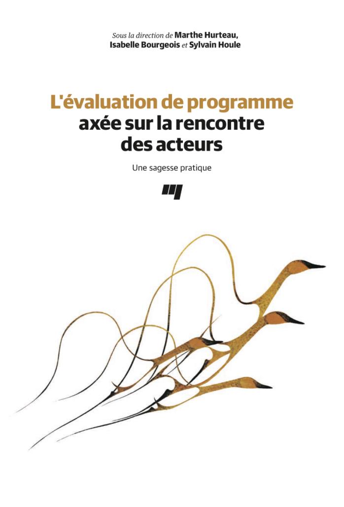 Hurteau et al., L'évaluation axée sur la rencontre des acteurs